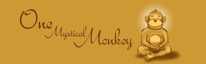 One Mystical Monkey